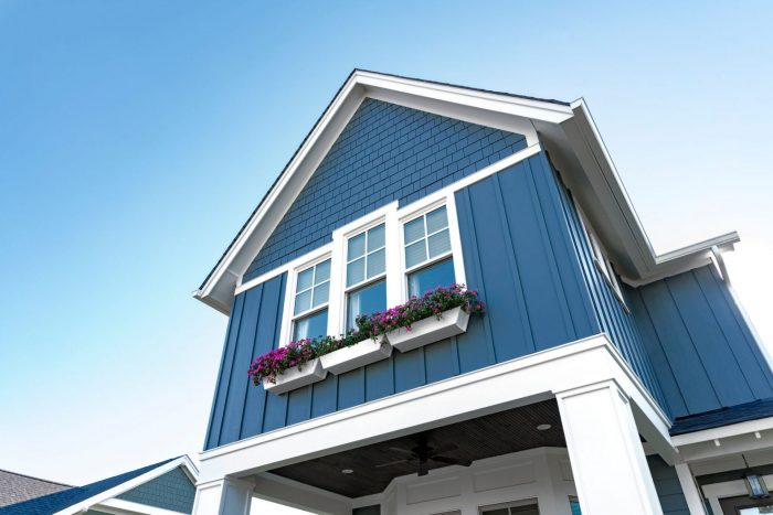 James Hardie Plank Siding Exposure Options With Your