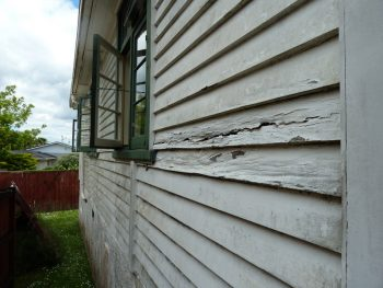 Dry Rot Water Damage On Your Exterior Elite Home