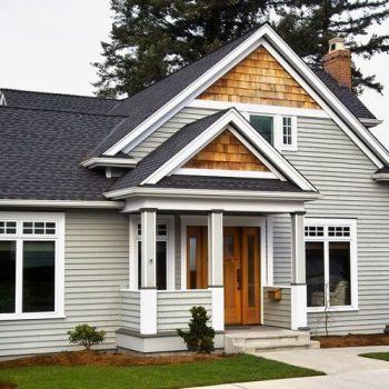 Cedar Lap Exterior Siding
