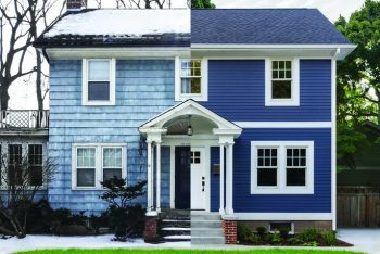 James Hardieplank Siding replacement