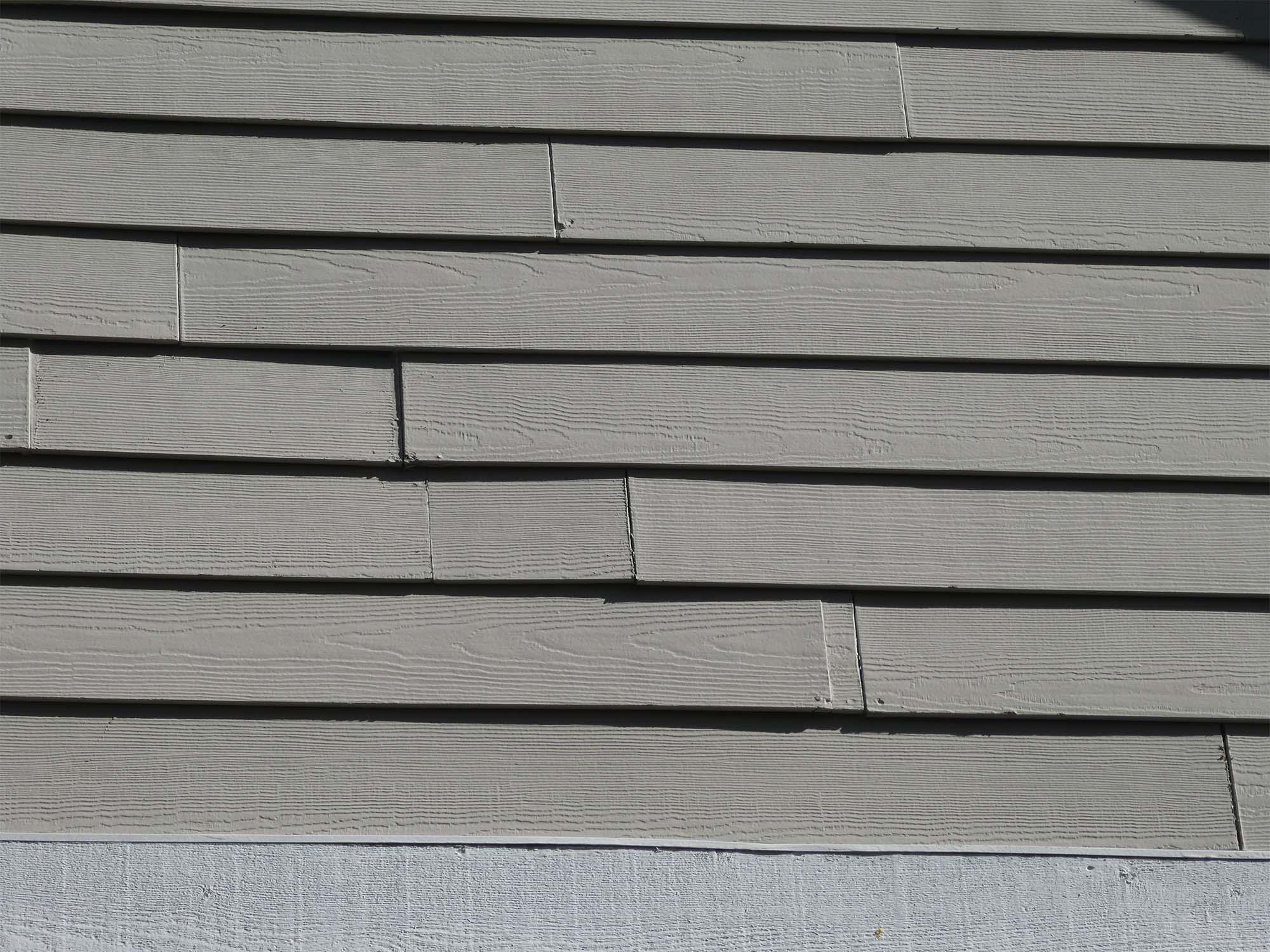 Hardie Siding Improper Install Contractors