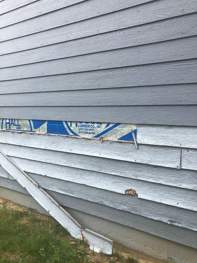 Siding Repair Vancouver Wa Replacement Damage Contractor