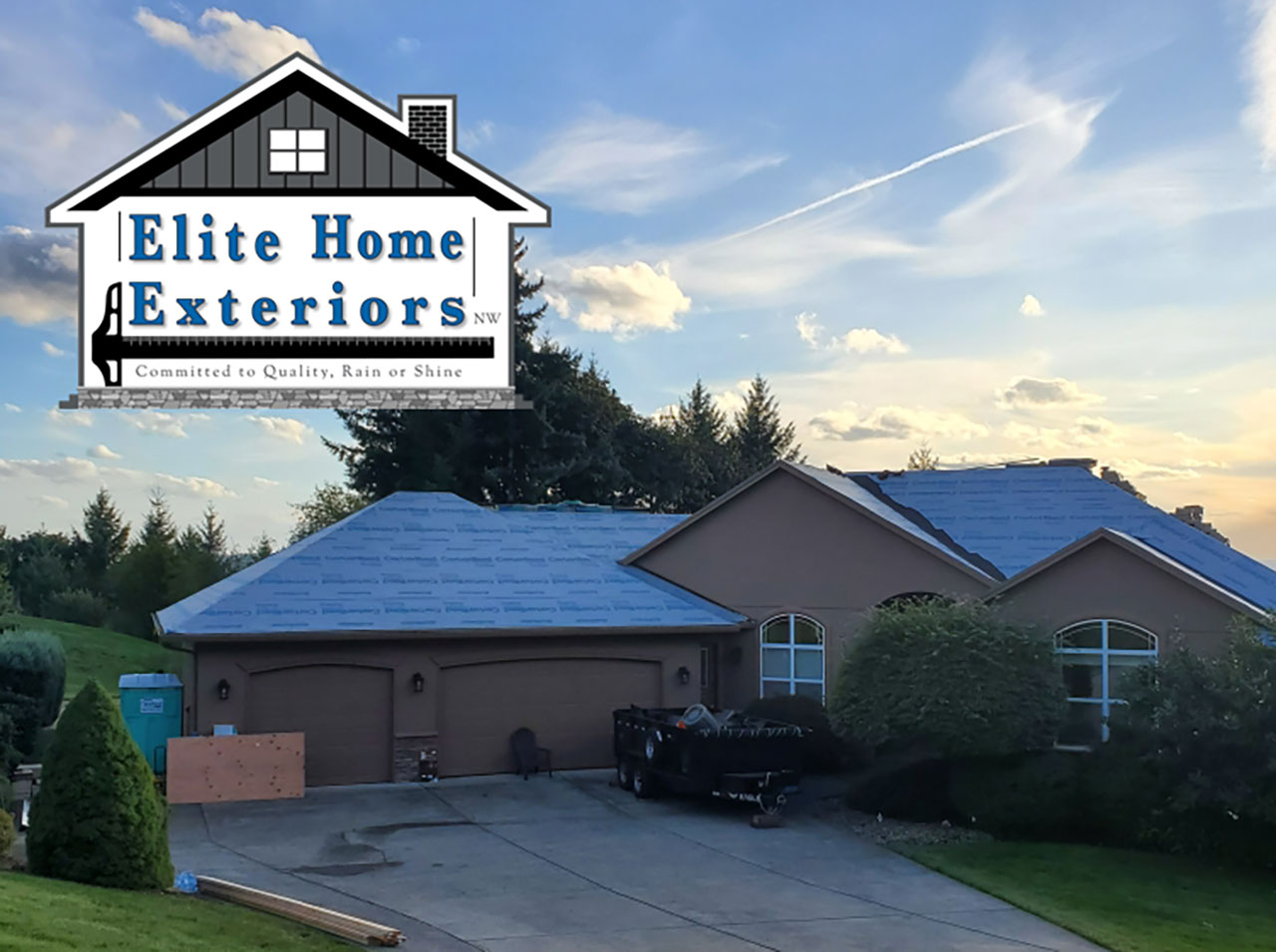 Certainteed Roof Replacement Brush Prairie Wa Progress