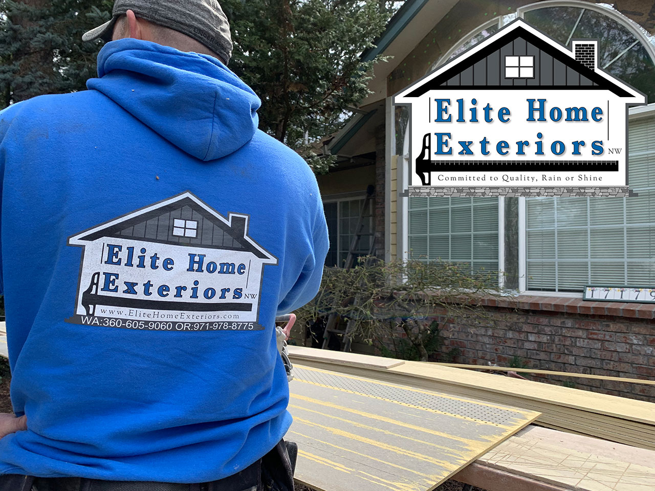 Elite Home Exteriors Nw Professional Siding Installers