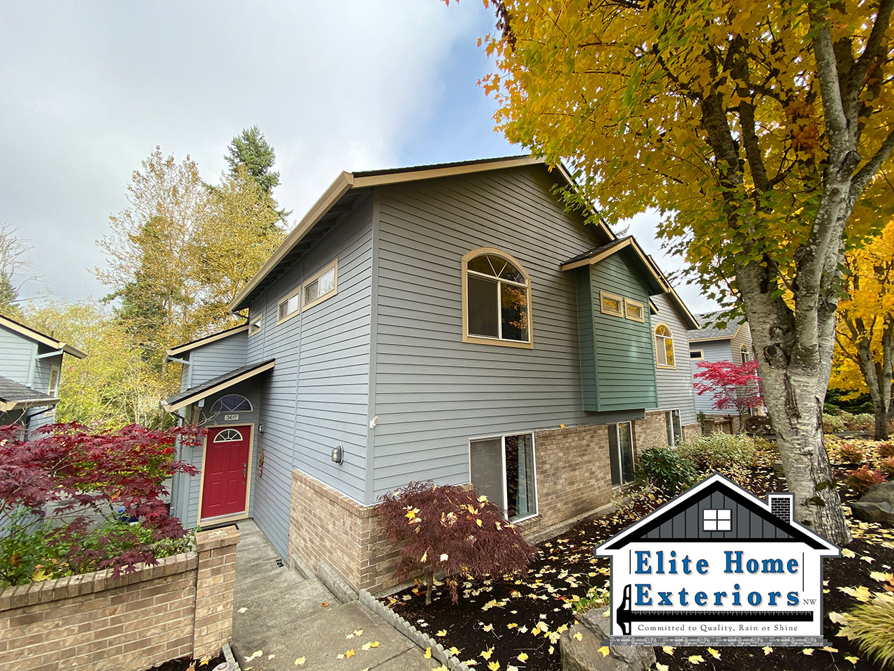 Siding Exterior Fiber Cement Beaverton Or