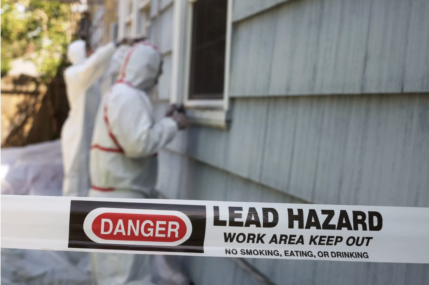 can siding contractors remove lead based paint vancouver wa