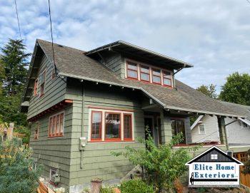Cedar Siding Contractor Shake Shingles Portland Or