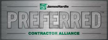 James Hardie Preferred Contractor